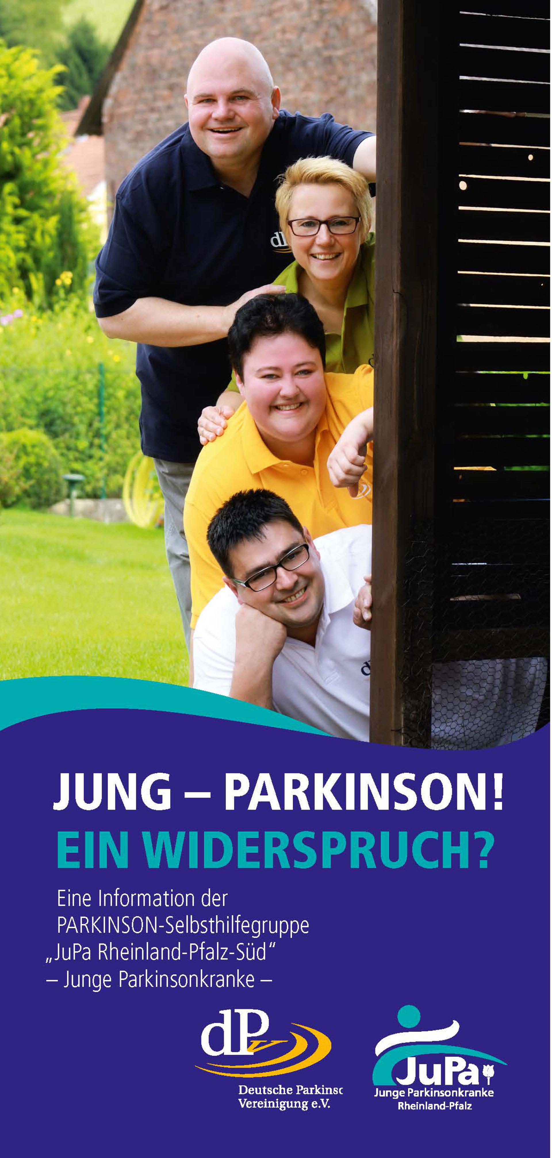 Jung – Parkinson! Ein Widerspruch?