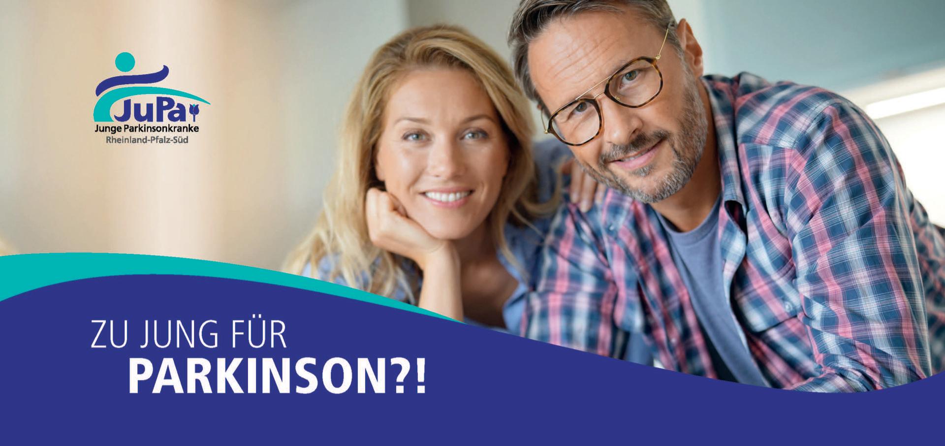 Zu jung für Parkinson?!