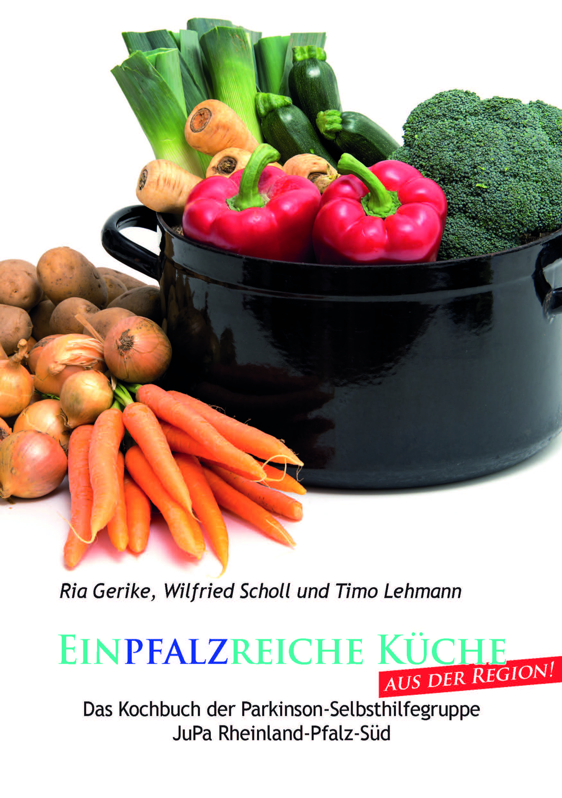 Einpfalzreiche Küche aus der Region