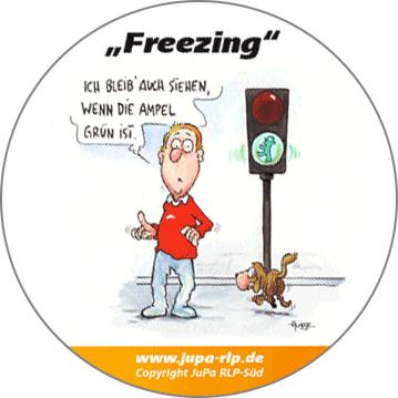 """""""Freezing"""""""